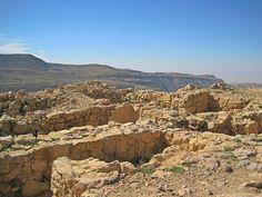 The ruins at Busayra #Travel #Jordan
