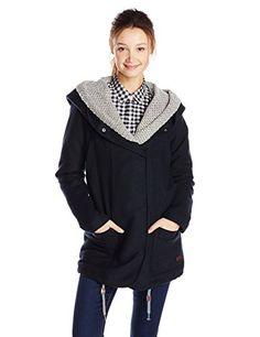 Roxy Juniors Wind Waves Trench Jacket, True Black, X-Small Roxy http://www.amazon.com/dp/B00M3RKA0S/ref=cm_sw_r_pi_dp_DSbIub09EDGF4