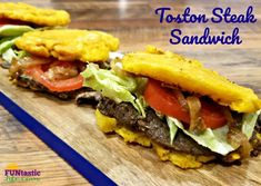 The Toston Steak San