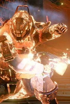 The Taken King - Destiny DLC reveal trailer