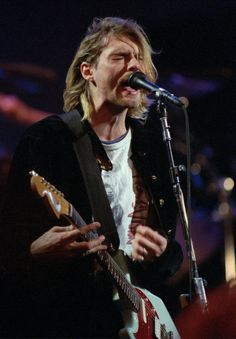 Kurt Cobain : Foto