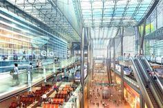Amtrak and HOK unveils design for new Washington Union Station