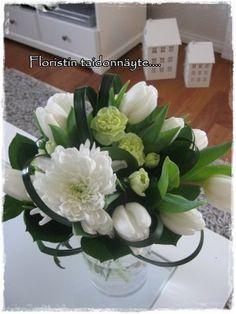 Sisustus ja Sepustus: Kukkia ja kasveja