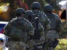 No militia means more intrusive law enforcement