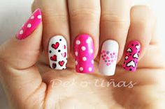 Beautiful nails designs ideas and the latest styles of manicure. In this article, we present you a photo gallery with the most beautiful nails designs of Gel Acrylic Nails, Gel Nail Art, Easy Nail Art, Gel Nail Polish, Beautiful Nail Designs, Cool Nail Designs, Nail Polish Designs, Acrylic Nail Designs, Pink Nails