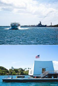 Pearl Harbor, HI. #hawaii #oahu #honolulu #pearl #harbor #memorial