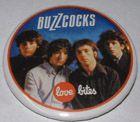 Buzzcocks ''Love Bites'' 2-inch Mega Button $1.65 #punk #music #buttons #accessories www.drstrange.com