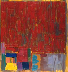 'A Cooler, Hipper English Rothko': Seminal Paintings by John Hoyland Shown as Part of Tate Britain's Spotlights Series Kunstjournal Inspiration, Art Journal Inspiration, Contemporary Abstract Art, Modern Art, Contemporary Artists, Bali Painting, Abstract Painters, Art Uk, Hanging Art