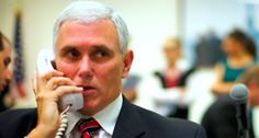 Mike Pence (Flickr/House GOP) Cold Hearted Gov. Pence refuses to pardon a man wrongly convicted and proven innocent.