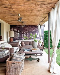 Gorgeous outdoor porch- must have!