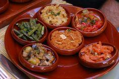 Moroccan Salad -Marrakech