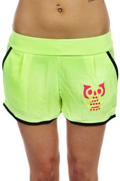 Here's little color for yous summer day! Summer Days, Gym Shorts Womens, Rave, Party, Color, Fashion, Colour, Moda, Fashion Styles