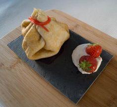 Foto: De zak van Sinterklaas, leuk als traktatie of als dessert! . Geplaatst door Foodaholicnl op Welke.nl