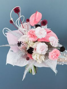 Great Flower Supply Expert Services Available Online Pink Red Carnation Bouquet Carnation Bouquet, Red Carnation, Carnations, Beautiful Bouquet Of Flowers, Pretty Flowers, Bridal Flowers, Flower Bouquet Wedding, Wedding Decor, Wedding Ideas