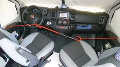 """In our article series """"Safety in the motorhome"""" we reported … - Van Life Camping Hacks, Truck Camping, Camping Guide, Camping Glamping, Camping Gear, Family Camping, Van Conversion Plans, Sprinter Van Conversion, Motorhome"""