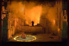 Die Walküre | Regie Tankred Dorst | Bayreuther Festspiele | Photography by Jochen Quast.