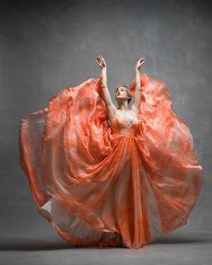 Ashley Bouder, Principal dancer, New York City Ballet