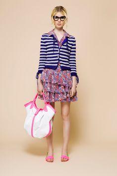 Moschino Resort 2012 Fashion Show