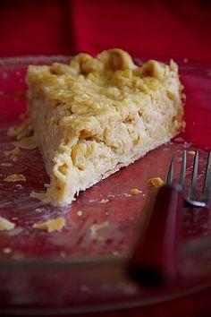 Apple-Custard Marlborough Pie