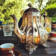 Coffee pot - In Love