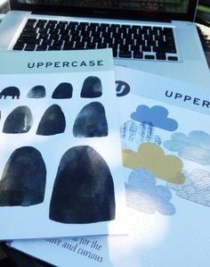 Twitter / MartaSpendowska: You've arrived @uppercasem