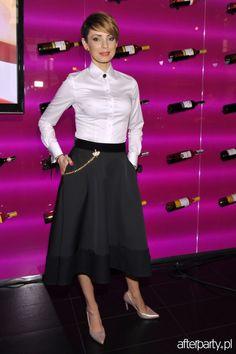 Dorota Gardias na imprezie Mercure