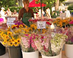 Local wildflowers for sale