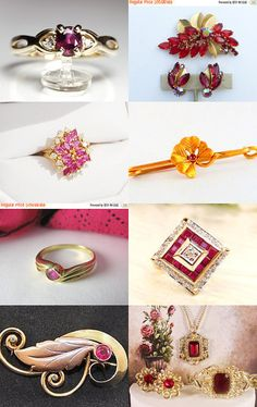 Ruby Reds from VJT by moonbeam0923 on Etsy--Pinned with TreasuryPin.com
