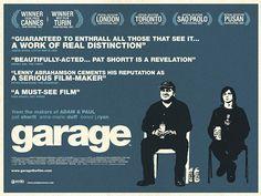 Garage / Dir: Lenny Abrahamson Albert Nobbs, Anne Marie Duff, Sound Engineer, Cult, Turin, The Duff, Cannes