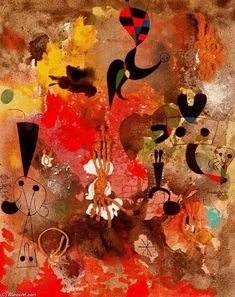 JOAN-MIRO-PAINTING [getting lost in the colors, trying to make sense of the world]