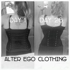 75e276709f1 Progress!  WaistTrain steel boned waist training corsets made by   AlterEgoClothing  WestCoastWaisted (