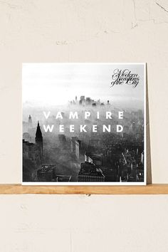 Vampire Weekend - Modern Vampires Of The City LP - Urban Outfitters