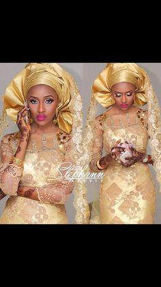 Hausa bride #Nigeria