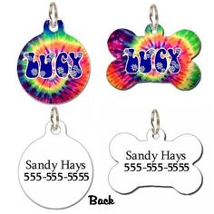 US $10.99 New in Pet Supplies, Dog Supplies, Tags & Charms