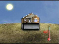 Provided by: http://www.geothermalgenius.org  Video on the benefits of geothermal heat pumps as an alternative heating and cooling solution. No more propane or oil burning in the winter, check out geothermal.