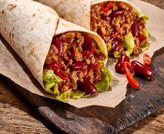 Tortillas à la mexicaine : Recette de Tortillas à la mexicaine - Marmiton