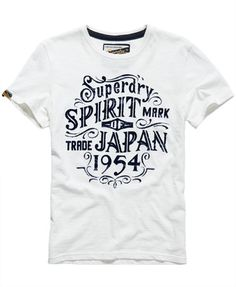 Superdry Spirit of Japan T-shirt