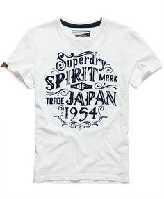 Superdry Spirit of Japan T-shirt