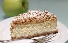 Apple-Crumble-Cheesecake, ein raffiniertes Rezept aus der Kategorie Frucht. Bewertungen: 6. Durchschnitt: Ø 3,9.