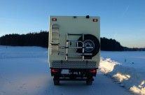 Expedition vehicles Iveco Daily Expeditionsmobil