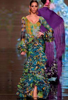 Flamenco Fashion by Vicky Martin Berrocal