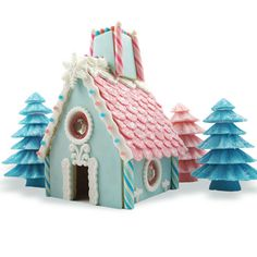 - Swedish Gingerbread House Cutter