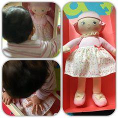 Review: Corolle, Lili Pink Happiness doll - Muslim Mummy