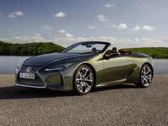 Lexus Convertible, Lexus Lc, Blue Paint Colors, Head Up Display, All Cars, Super Cars, Vehicles, Ladies Tops, Zoom Zoom