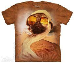 The Mountain - Fear Pug T-Shirt, $20.00 (http://shop.themountain.me/fear-pug-t-shirt/)