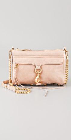 Rebecca Minkoff Mini MAC Bag... LOVE!