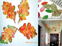10 Fall Leaf Crafts To Do With Kids   Momtastic