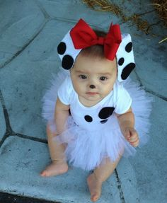 Image result for baby dalmatian costume                                                                                                                                                     More