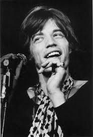 Mick Jagger! One of the most adorable 68 year olds I know!
