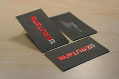 238 best business cards images on pinterest carte de visite currently browsing rupture studio business card for your design inspiration reheart Choice Image